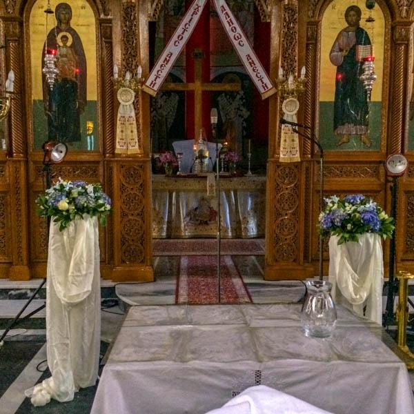 Βάπτιση Νίκαια Αγ. Γεώργιος