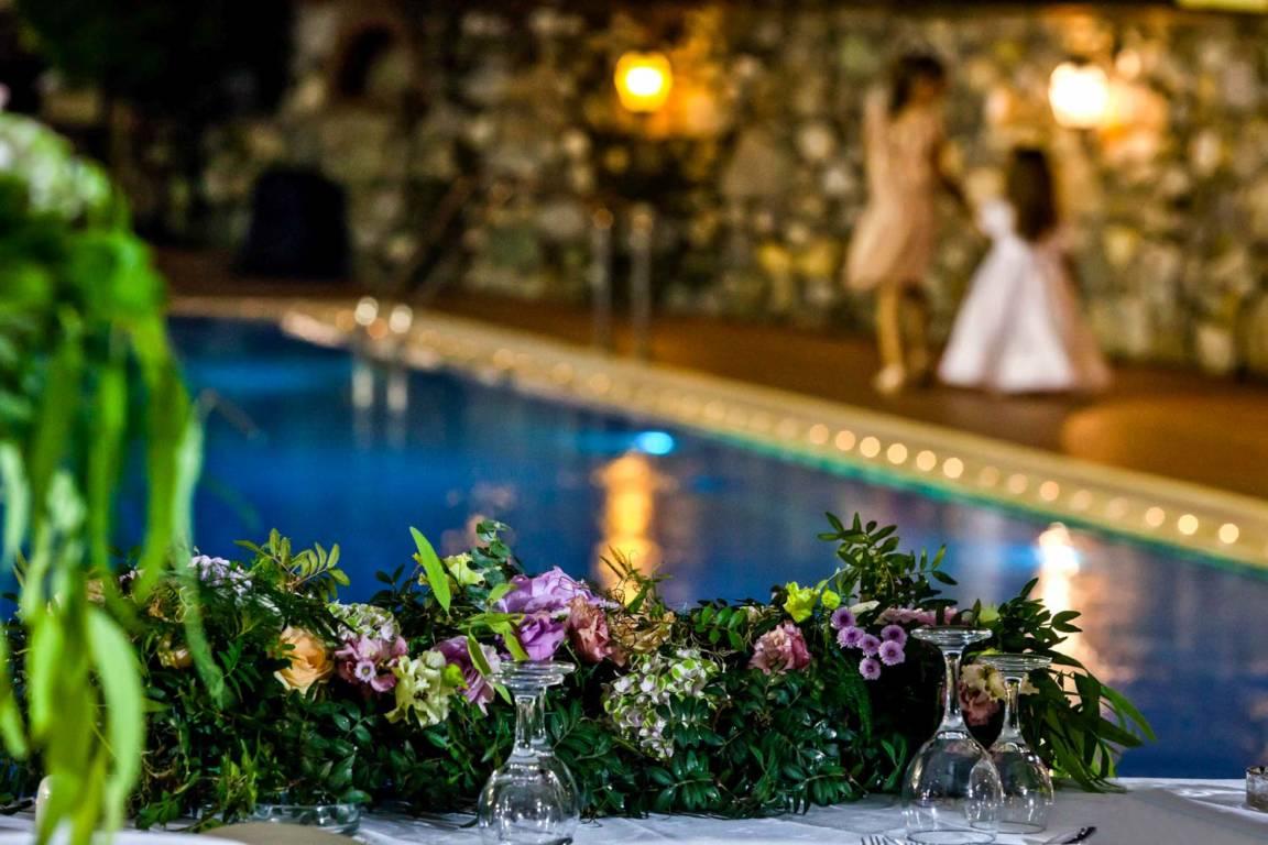 Πανέμορφος γάμος και βάπτιση με έντονα χρώματα